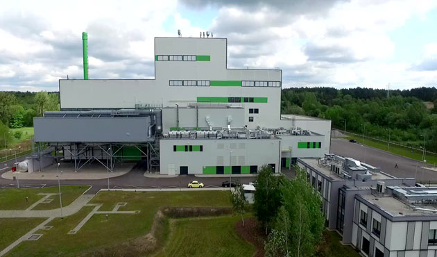 Bialystok Energy-from-Waste Plant Poland (2015)