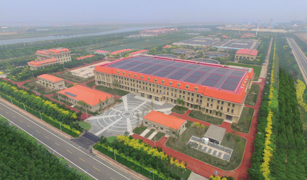 SSTEC Water Reclamation Centre, China